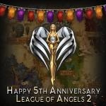League of Angel 2 - 5th Anniversary Celebrations