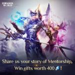 Share your story of Mentorship!