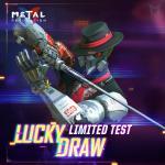 Ltd Test for MetalRevolution!