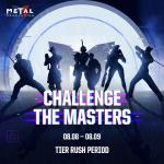Challenge The Master event is approaching!