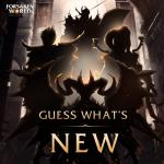 New characters are coming soon!