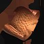 Sandschlangenleder