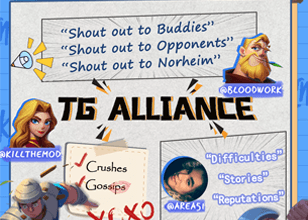 Community | Alliance Chat Room!