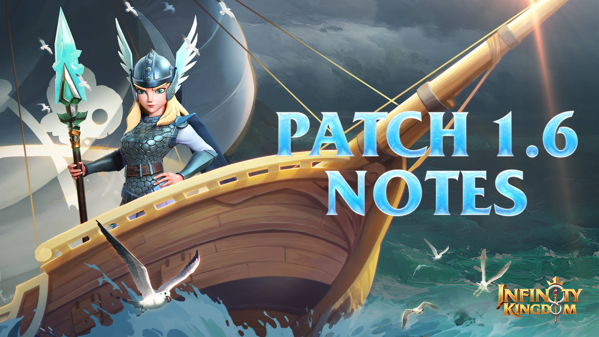Infinity Kingdom Patch 1.6 Notes